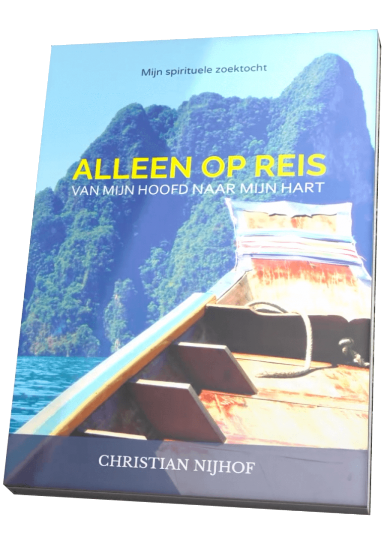 Cover Alleen op reis